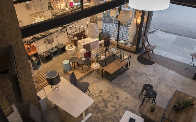 Concentra Design, venta de muebles nacionales e importados