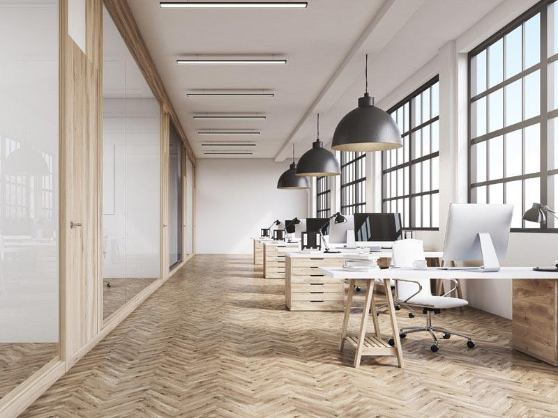 Interiorismo para proyectos corporativos y oficinas